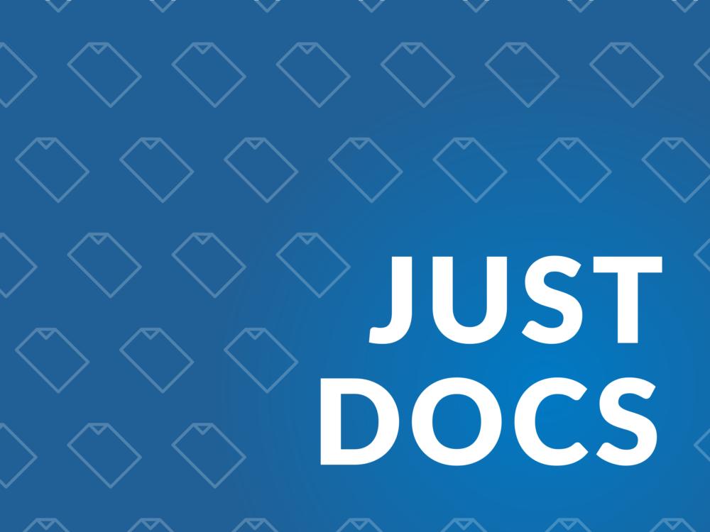 Just Docs 1