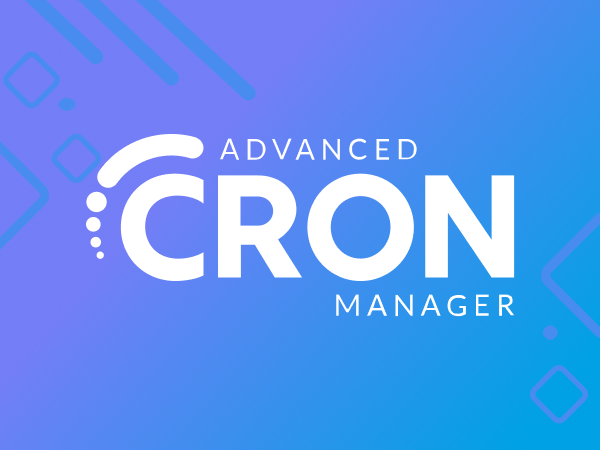 Advanced Cron Manager PRO 5